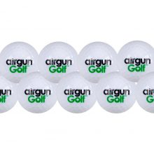 Airgun Golf Exploding Golf Balls 6pk