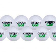 Airgun Golf Exploding Golf Balls 9pk
