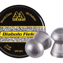 AIR ARMS DIABOLO FIELD .22 CAL, 16GR, 5.52MM