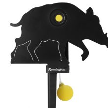 Remington Wild Hog Knockdown Shoot Reset Targets