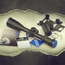 Discovery VT-T 6-24X50 SFVF FFP MIL First Focal Plane Rifle scope Camera adapter – In Stock!