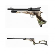 Camo Diana Chaser CO2 Pistol, .22 caliber  Free Shipping! In stock Feb 27