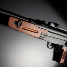 Snowpeak B5-1 side lever Air Rifle .22 caliber