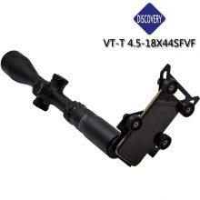Discovery VT-T 4.5-18X44 SFVF FFP MIL First Focal Plane Rifle Scope Phone adapter