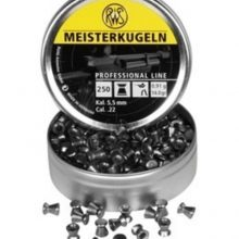 RWS Meisterkugeln .22 cal Professional Line 14gr Pellets