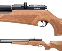 Diana Outlaw .177 & .22 cal – In Stock!