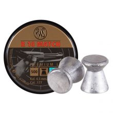 RWS R10 Premium Match Pellets .177cal. 8.2gr