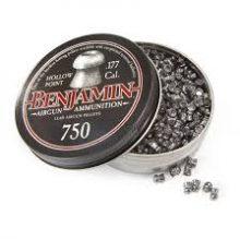 Benjamin Hollow Points 7.9gr 750 count