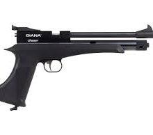 Diana Chaser CO2 Pistol Black