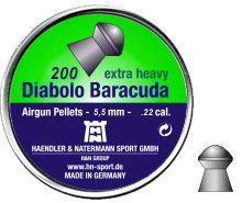 H&N Barracuda 21.14gr 200 count