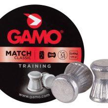 Gamo Match Classic Wadcutter 7.56gr 500 count
