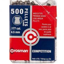 Crosman Premier Wadcutters 7.4gr 500 count