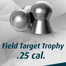 H&N Field Target Trophy .25cal 24.38gr 200 count