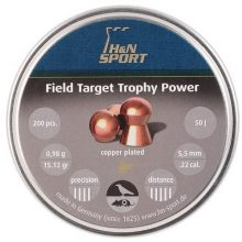 Field Target Trophy Power 15.12gr Copper Coated200 count