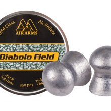 Air Arms Field .25 Cal, 25.4 Grains, Domed, 350ct by Air Arms