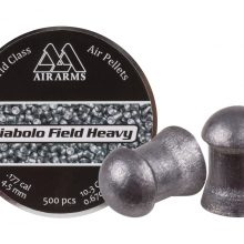 Air Arms Field Heavy .177 10.34gr 500 count