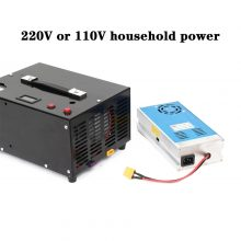 2020 New Model 12V-110V Tuxing Adjustable Auto Stop Pcp Compressor – In Stock Soon!